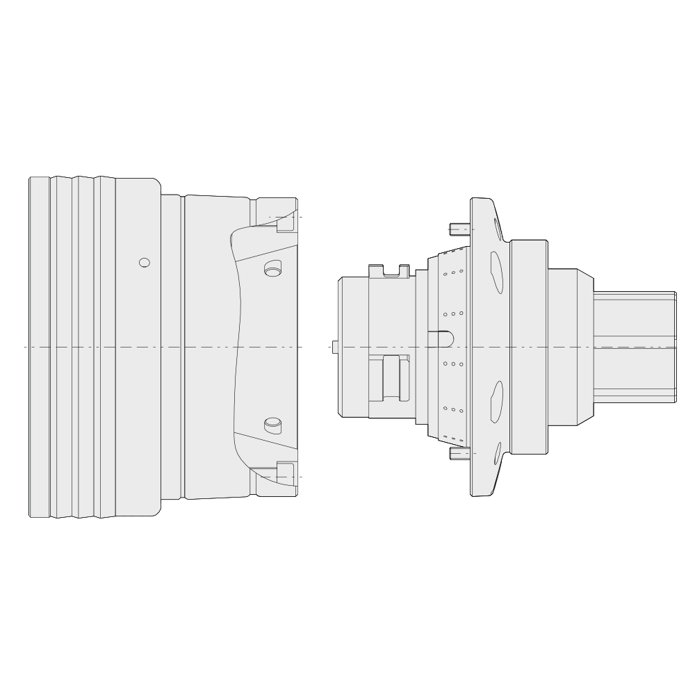 The Spanntop Nova Modular Chuck Is A Fully Functional Bar Magnetic Wiring Diagram Changeable To Id Clamping Without Changing Extremely Well Suited