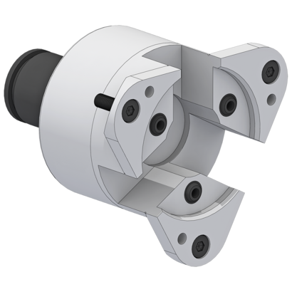 Bushing inserts jaw chuck accessories