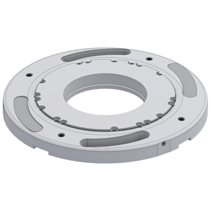 Base plate for TOROK accessories
